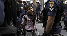250 Children Jailed in Bahrain on Political Grounds!