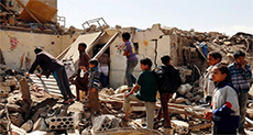 After Dropping Thousands of Bombs on Yemen, Saudi Arabia is Freaked Out by the UN's Interest