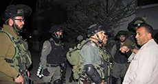 'Israel' Raids Palestinian Station but It Continues to Broadcast