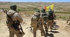 Resistance Fighters Target Daesh Terrorists' Sites in Ras Baalbek