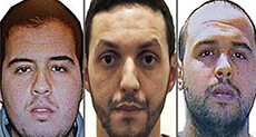 3 Suspects Identified, Suicide Bombers Were Brothers