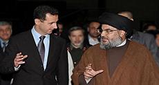 Assad and Nasrallah ... the Compulsory Passageway