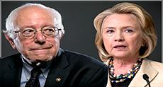 Sanders, Hillary Face off for 142 Delegates in Washington, Hawaii, Alaska