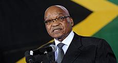 S. Africa Parliament Considers Zuma Impeachment
