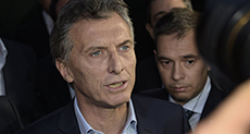 Argentina's President to Stand before Civil Court over Panama Papers