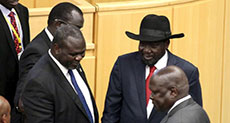 South Sudan Peace Deal at Risk as Machar Failed to Return