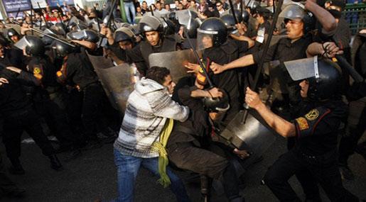 HRW: Egypt Police Torture Detained Children