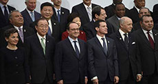 Nearly 200 Nations Commit to Paris Climate Deal