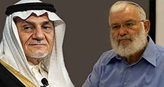 Saudi Normalization with 'Israel': Turki Al-Faisal to Meet Zionist Security Official!