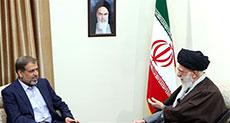 Imam Khamenei Receives Islamic Jihad Delegation: Defending Palestine Symbolizes Defending Islam