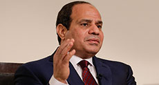 Al-Sisi: 'Western' Human Rights Values Don't Apply in Egypt
