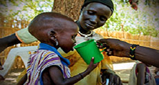 UN: Number Suffering Food Crisis in S Sudan Expected to Double 5.3 Million