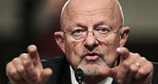 Frustrated Clapper: US Can't Fix ME Problems
