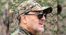 About the Rascal, the Elegant and the Smiling...the Determined and Courageous Commander