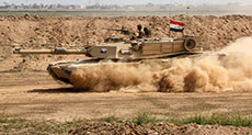 Iraq Launches Operation to Retake Anbar Town