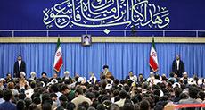 Imam Khamenei: Some Regional Govts Betraying Muslims