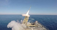 'Israel' Plans to Expand 'Iron Dome' to Warships