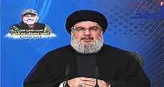 Sayyed Nasrallah: Response to Any 'Israeli' Attack outside Shebba Farms
