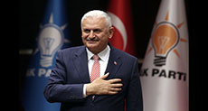 Turkey's New Premiere: Cabinet Soon, New Constitution Needed