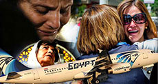 EgyptAir Victims' Relatives DNA Collected to Help Body Identification