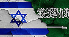 'Israel' and Saudi Arabia: Strange Bedfellows in the New Middle East