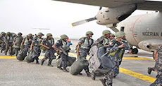 NAF Sends 20 Pilots to UK, S Africa for Training on Counter-Insurgency
