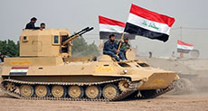 The Battle of Fallujah...