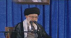 Imam Khamenei: US, 'Evil' Britain Can't Be Trusted