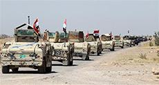 Iraq Liberate Key City near Fallujah