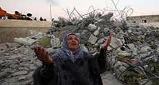 'Israel' Razes Home of Palestinian Teen