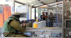 'Israel' Reopens Palestinian Crossings after Tel Aviv Heroic Op