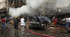 Attack West of Baghdad Kills 14, Wounds 32