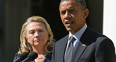 Obama, Clinton Make 1st Joint Campaign Appearance