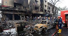 Iraqi Premier Fires Security Chief as Terrorism Rocks Baghdad