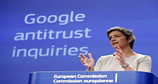 EU Files Fresh Anti-trust Charges against Google
