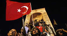 Turkey... A History of Coups