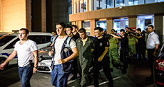 Turkey Coup Attempt: Thousands of Police Officers Suspended