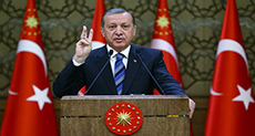 Erdogan's Throne Shakes ... But Does not Fall