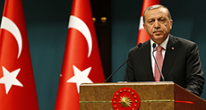 Erdogan Announces 3 Month State of Emergency after Coup Attempt
