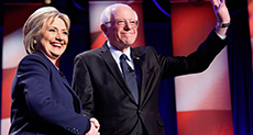 US 2016 Presidential Elections: Sanders Says Clinton Must Be US President
