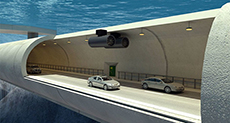Norway to Create World's First Floating Underwater Tunnel