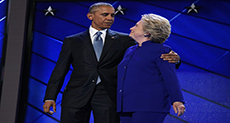 US 2016 Presidential Elections: Obama Passes Torch to Clinton