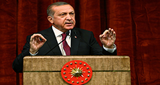 Erdogan Extends Control over Military