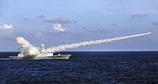China Holds Live-fire Navy Drills E China Sea