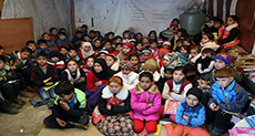 Lebanon Security Official: Naturalizing Refugees Means War