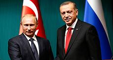 Erdogan Unnerves West with Putin Visit