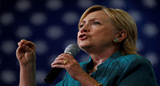 US 2016 Presidential Elections: Clinton Blasts Trump for 'Casual Inciting Of Violence'