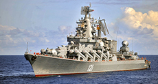 Russia Holds Drills in Black Sea amid Tensions
