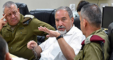 Liberman Has 'Carrot and Stick' West Bank Plan