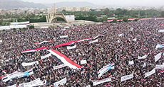Millions of Yemenis Rally in Show of Support to Supreme Political Council